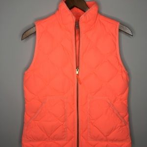 J Crew Factory Quilted Puffer Vest